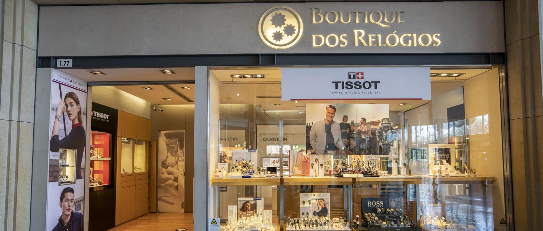 Boutique dos Relógios