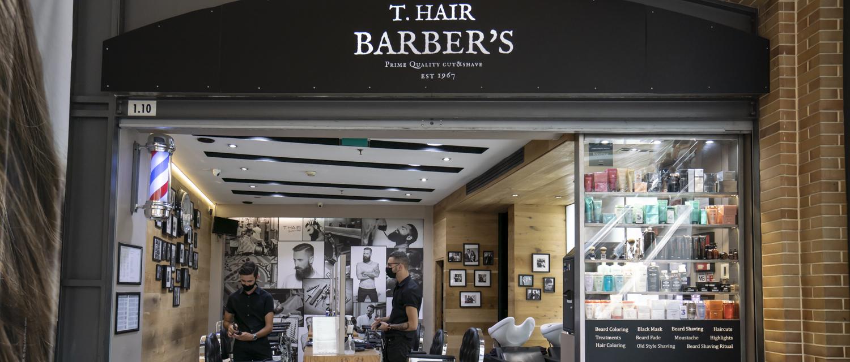 T. Hair Barber's