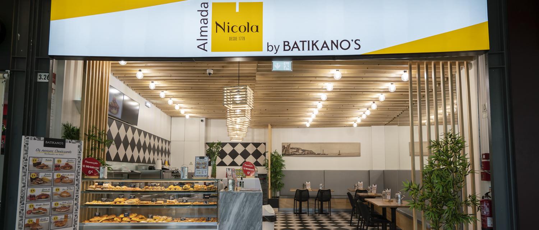 Almada Nicola by Batikano's
