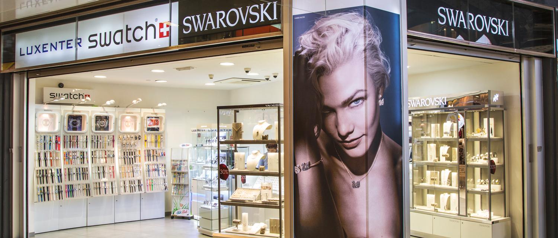 SWAROVSKI SWATCH CASIO